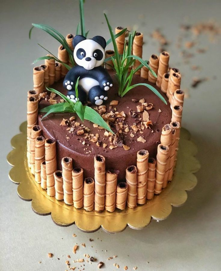 Cute Panda Cake Designs, Images, Price Near Me