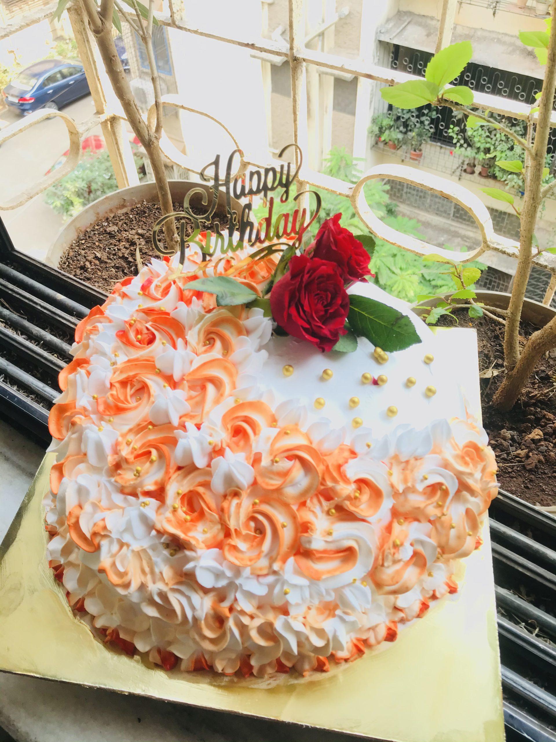 Seasonal Mango Cake Designs, Images, Price Near Me