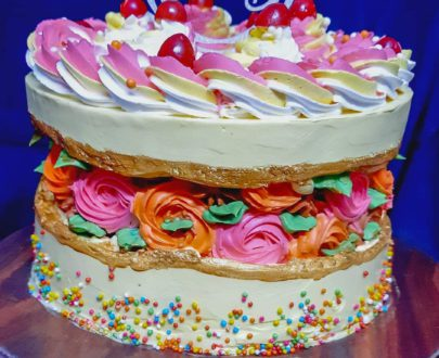 Fautline Cake Designs, Images, Price Near Me