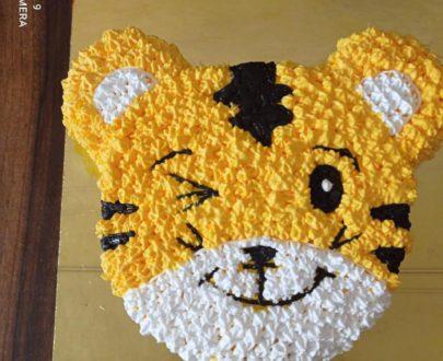 Tiger Cake Designs, Images, Price Near Me