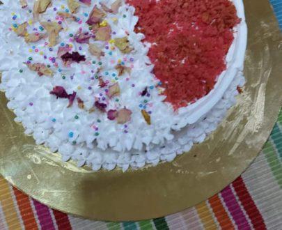 Rose Milk Cake Designs, Images, Price Near Me