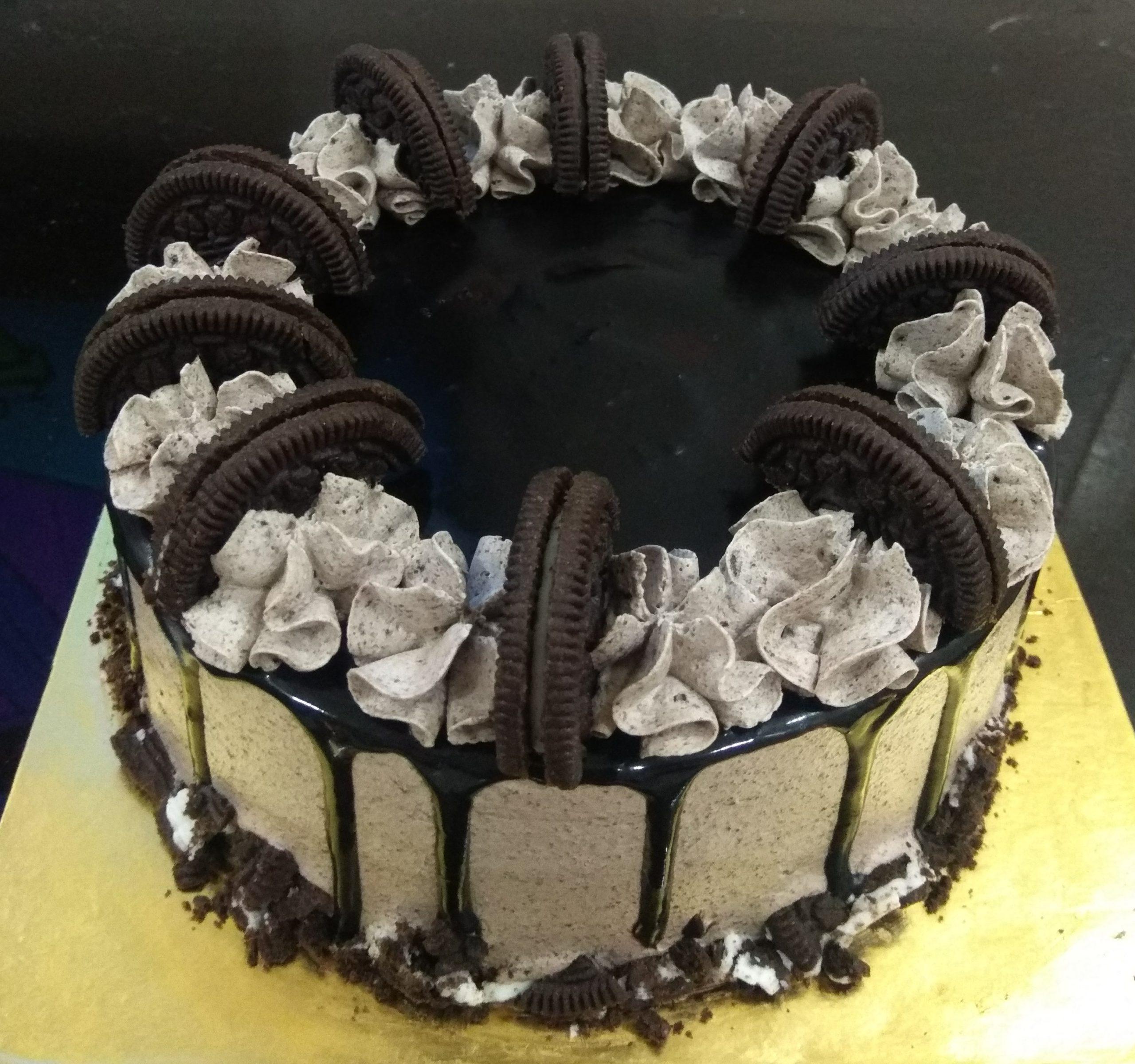 Oreo Cookies and Cream Cake Designs, Images, Price Near Me