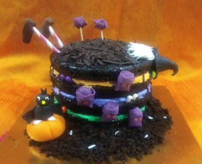 Halloween Theme Cake Designs, Images, Price Near Me