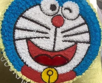 Doremon Theme Cake Designs, Images, Price Near Me