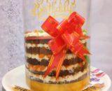 2 Tier Chocolate Cake Designs, Images, Price Near Me