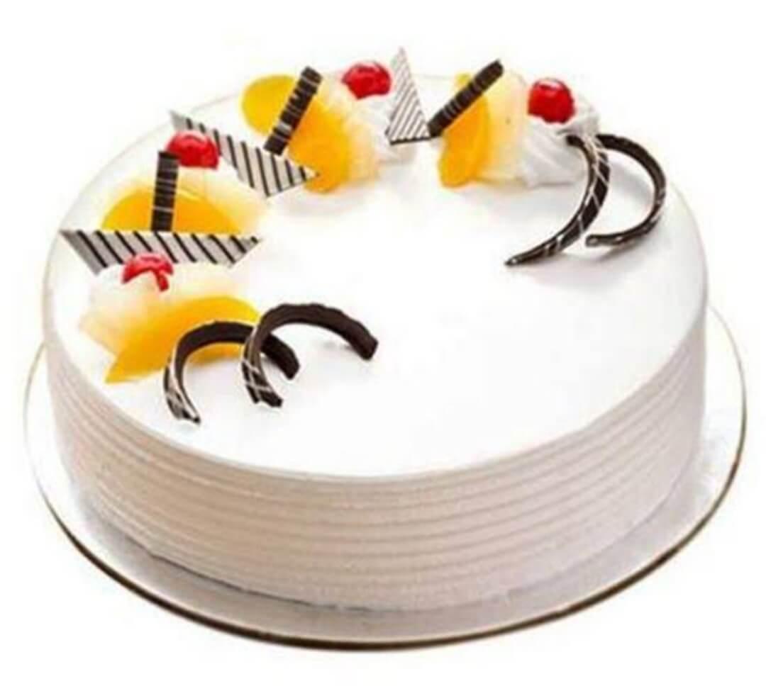 Vanilla Orange Cake Designs, Images, Price Near Me