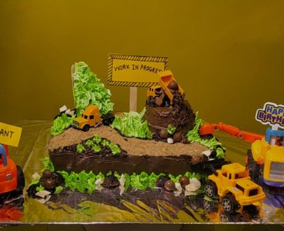 Under Construction Cake Designs, Images, Price Near Me