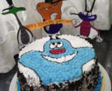 A Letter Theme Cake Designs, Images, Price Near Me