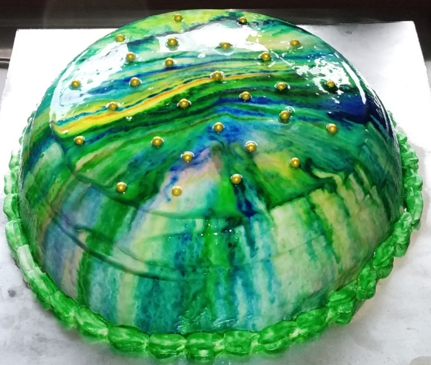 Vannila Glaze Cake Designs, Images, Price Near Me