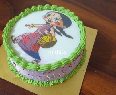 Digital Photo Print Cake Designs, Images, Price Near Me