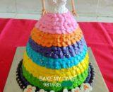 Angry Bird Theme Cake Designs, Images, Price Near Me