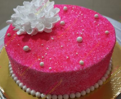 Rose Gulkand Cake Designs, Images, Price Near Me