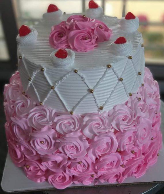 Royals Faluda Cake Designs, Images, Price Near Me