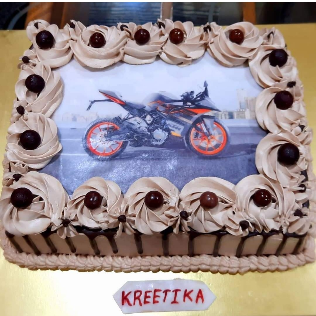 Photo Cake Chocolate Flavour Designs, Images, Price Near Me