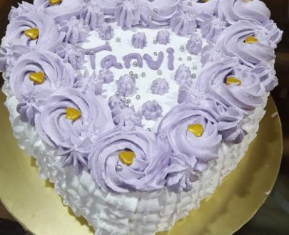 Blueberries Flavour Cake Designs, Images, Price Near Me