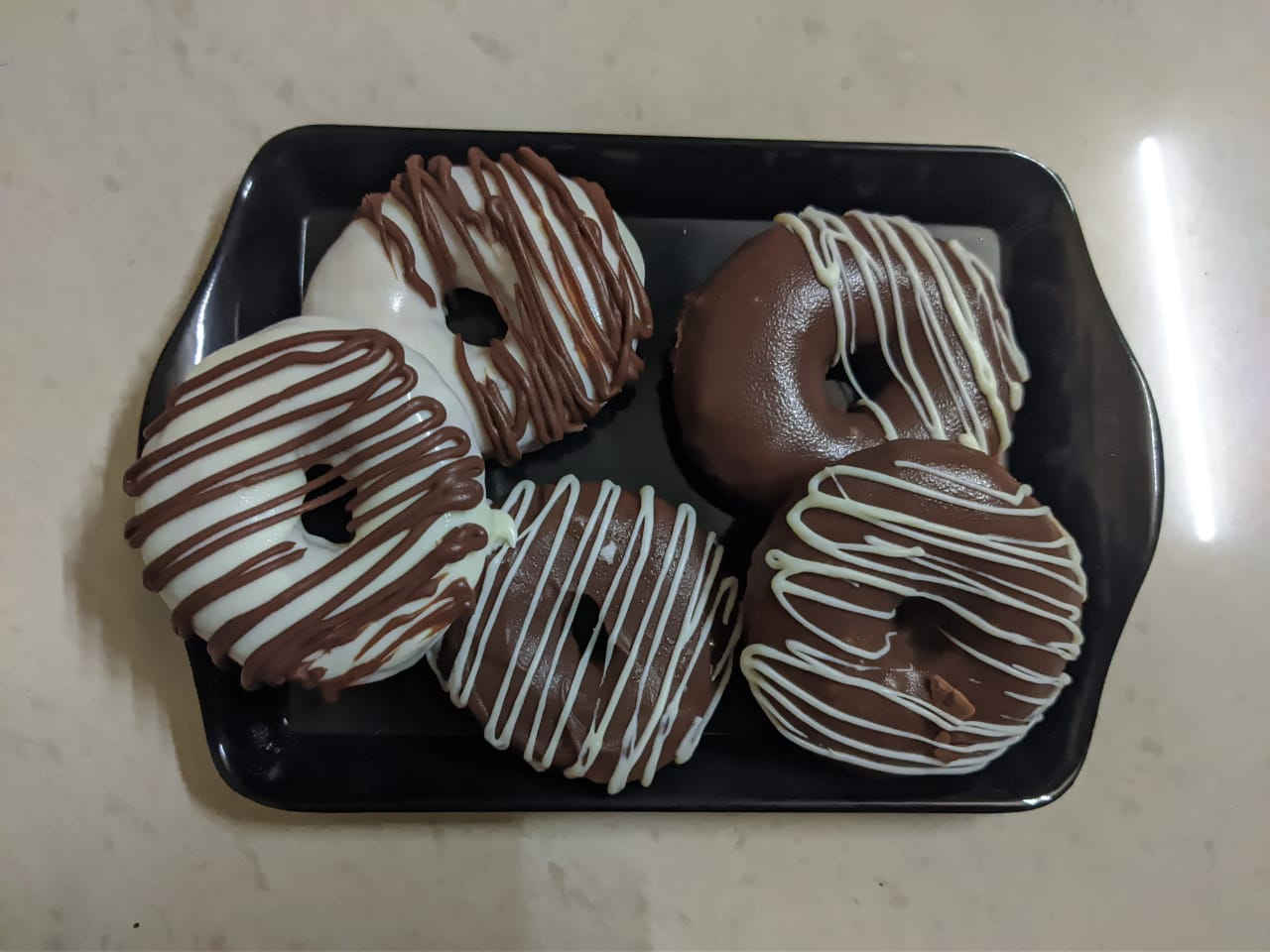 Chocolate Donughnuts (Pack of 6) Designs, Images, Price Near Me