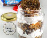 Oreo Jar Cake