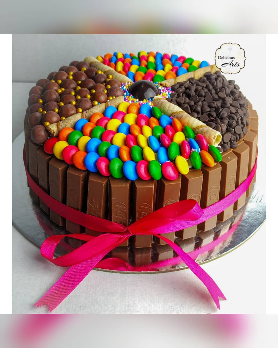 Chocolate Overloaded Theme Cake Designs, Images, Price Near Me