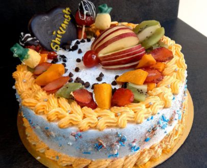 Mixed Fruit Cake Designs, Images, Price Near Me