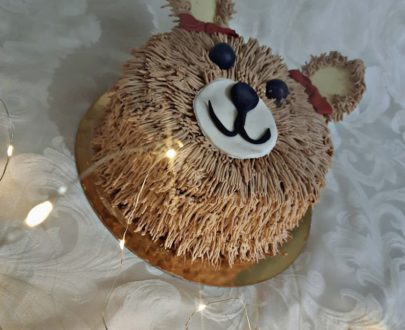 Teddy Cake Designs, Images, Price Near Me