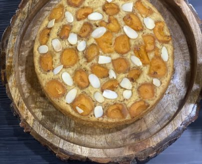 Apricot Cake Designs, Images, Price Near Me