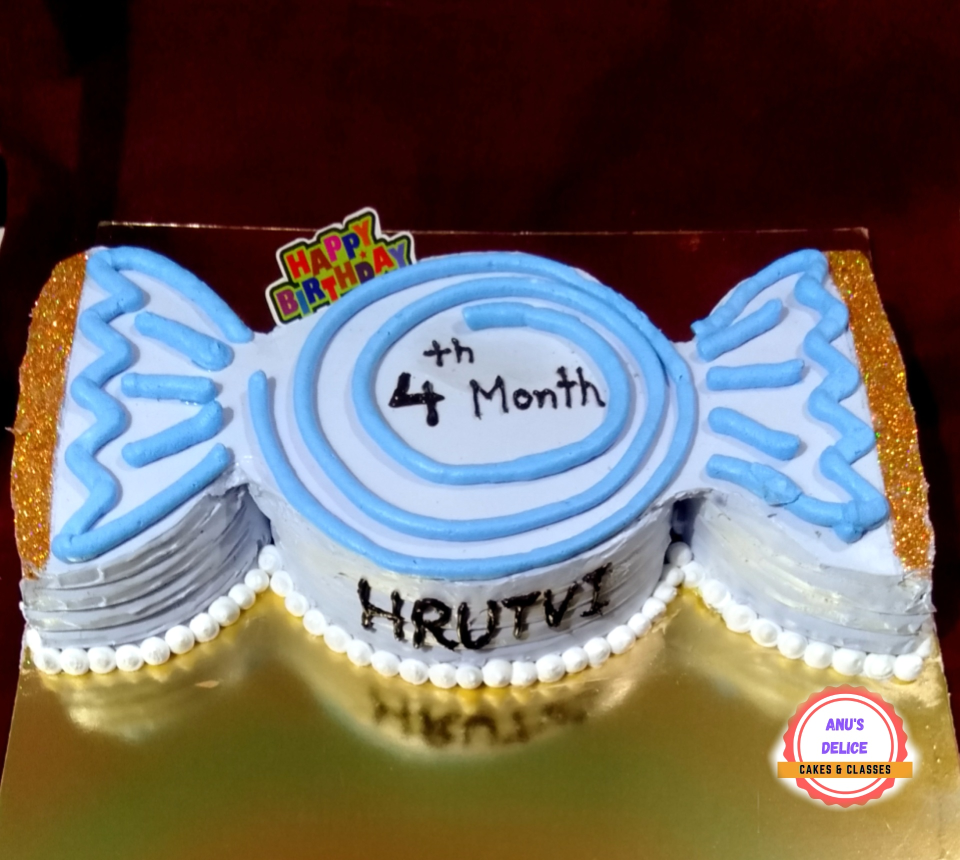 Choclate Toffee Theme Cake Designs, Images, Price Near Me