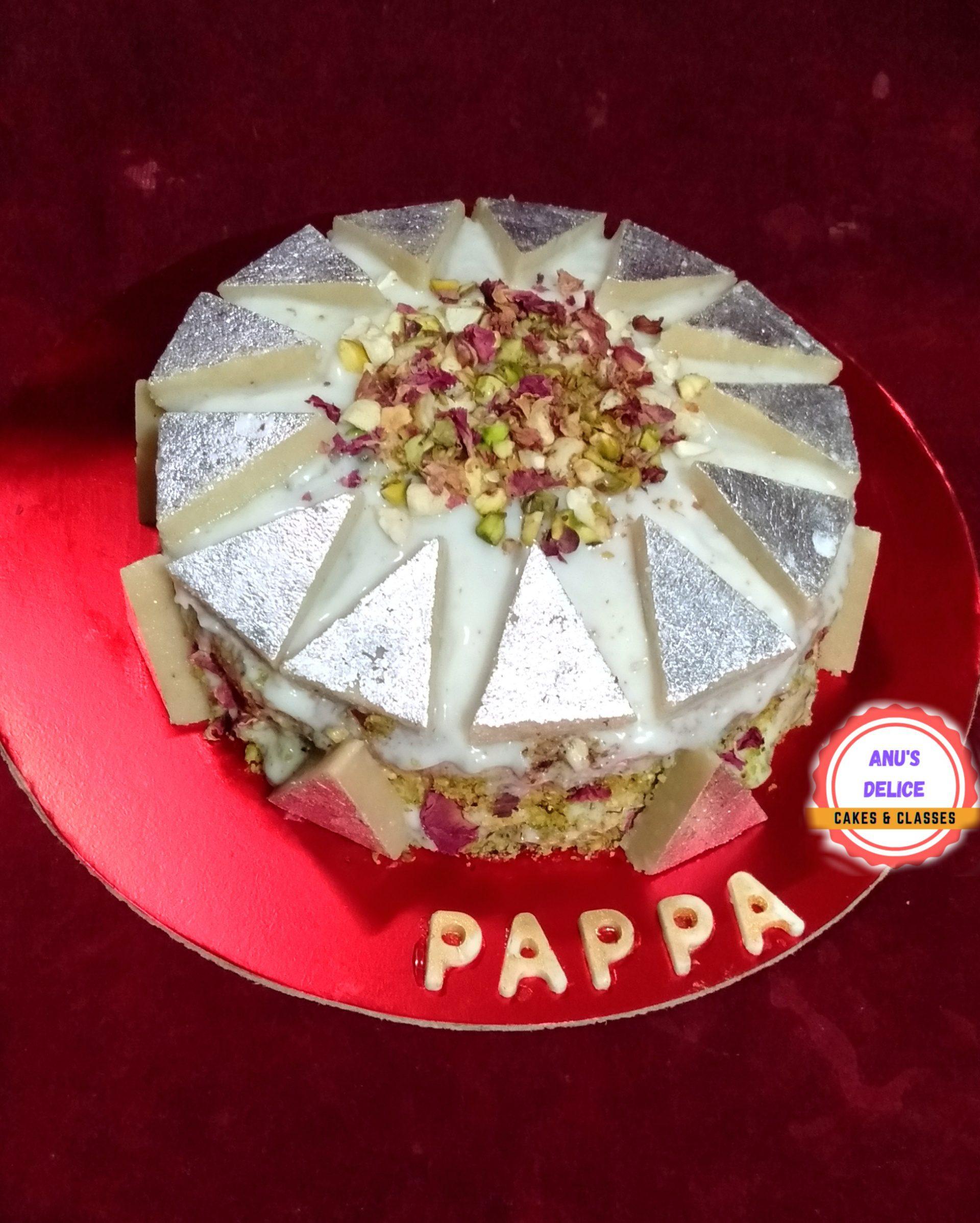Kajukatli Cake Designs, Images, Price Near Me