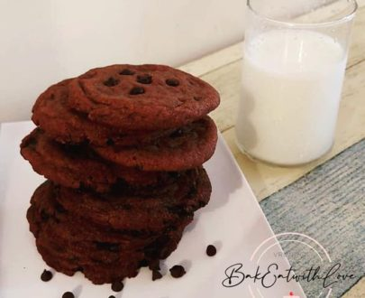 Double Chocolate Chip Cookies (6 pieces) Designs, Images, Price Near Me
