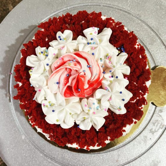 Red velvet cake (with cream cheese) Designs, Images, Price Near Me