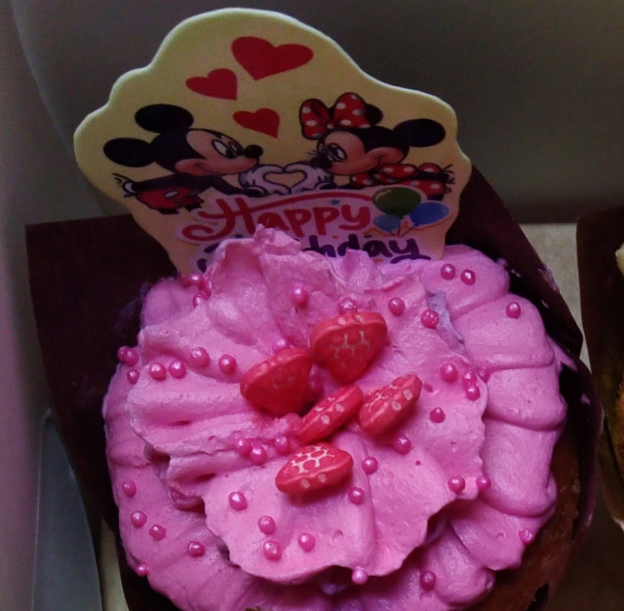 Assorted cup cakes(6 pieces) Designs, Images, Price Near Me