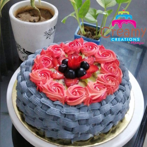 Fruit Cake Designs, Images, Price Near Me