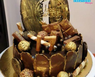 Customised Choco Truffle Cake Designs, Images, Price Near Me