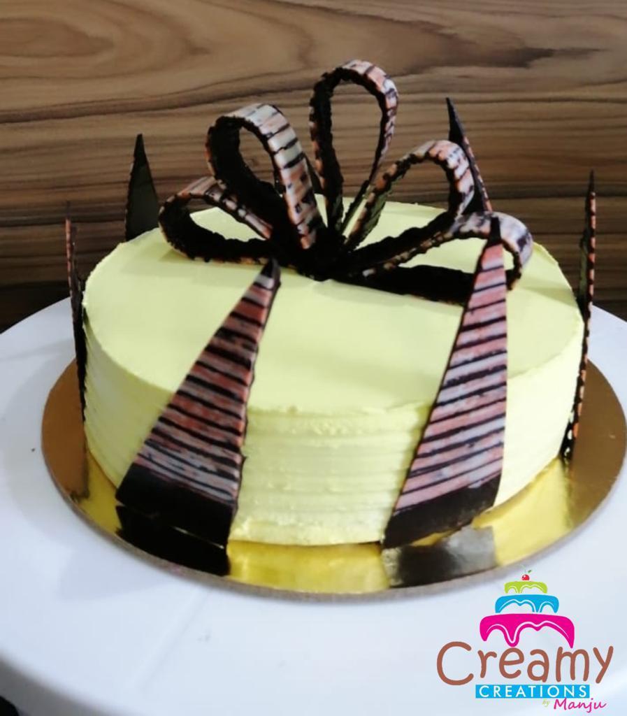 Choco Vanilla Cake Designs, Images, Price Near Me