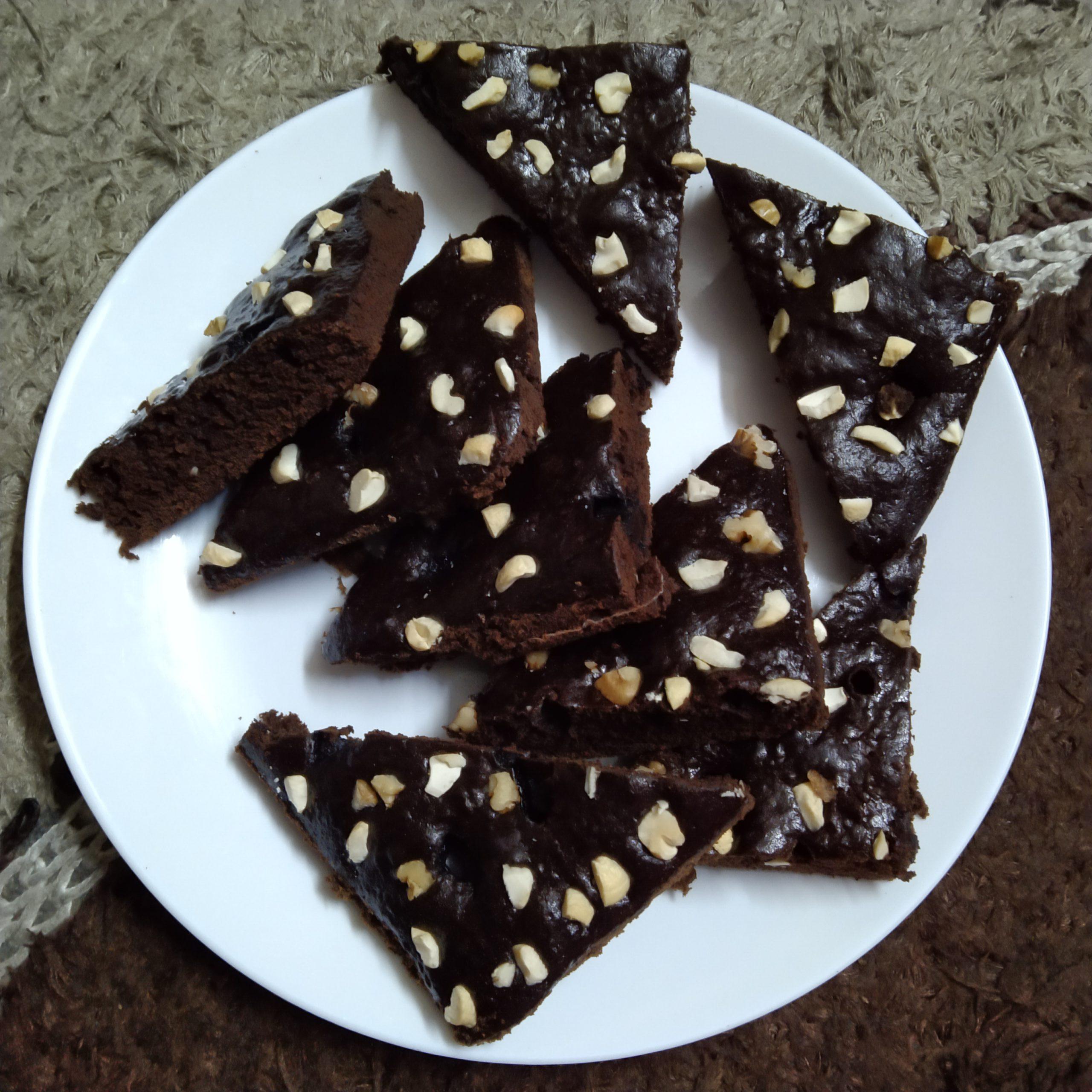Walnut Brownie(10 pieces) Designs, Images, Price Near Me
