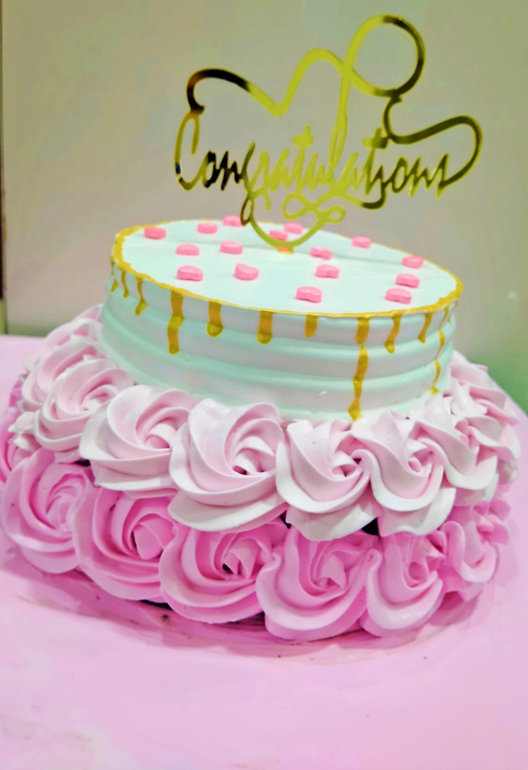 2 Tier Cake Designs, Images, Price Near Me