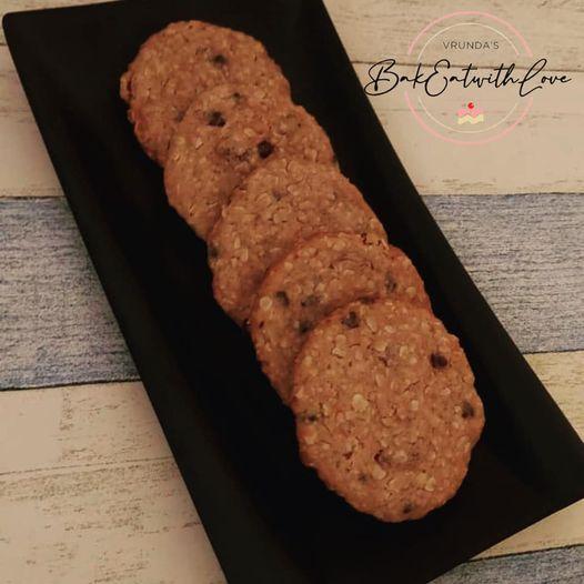 Oats Honey Raisin Cookies (6 pieces) Designs, Images, Price Near Me