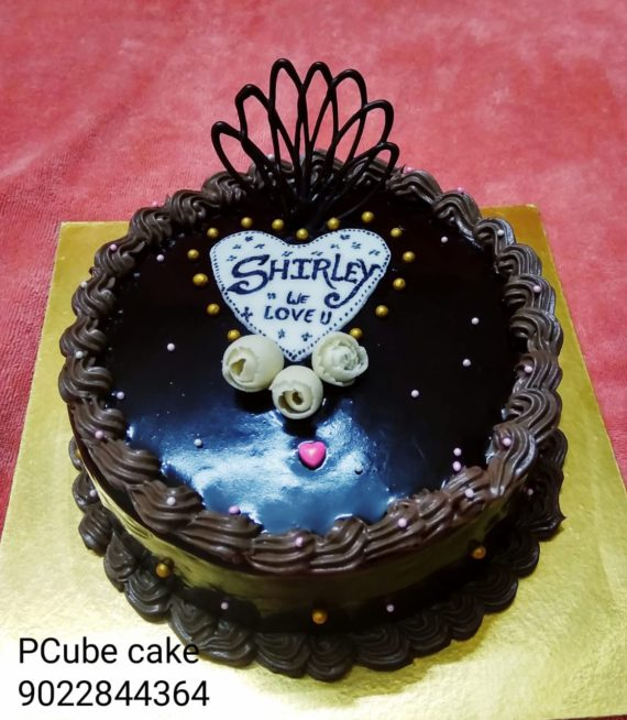 Rich Chocolate Truffle Cake Designs, Images, Price Near Me