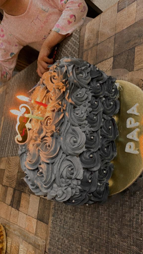 Coffee Walnut Cake Designs, Images, Price Near Me
