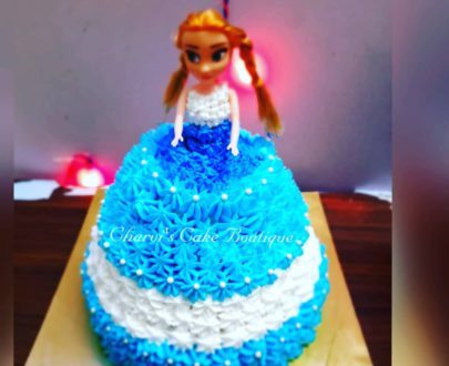 Doll Cake/ Kids theme Designs, Images, Price Near Me