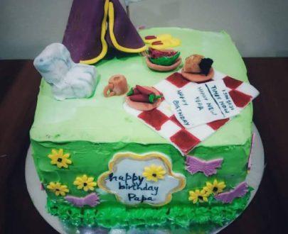 Retirement Cake Designs, Images, Price Near Me