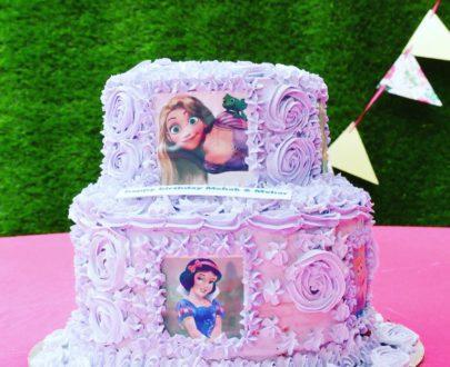 Disney Princess Cake Designs, Images, Price Near Me