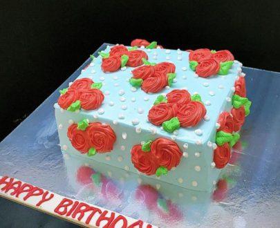 Flower Theme Cake Designs, Images, Price Near Me