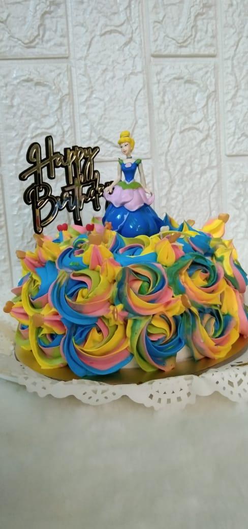 🌈 Rainbow Cake Designs, Images, Price Near Me