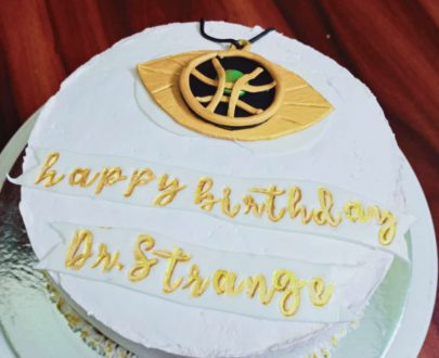 Dr. Strange Cake Designs, Images, Price Near Me