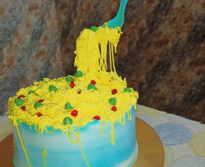 Anti-gravity Cake Designs, Images, Price Near Me