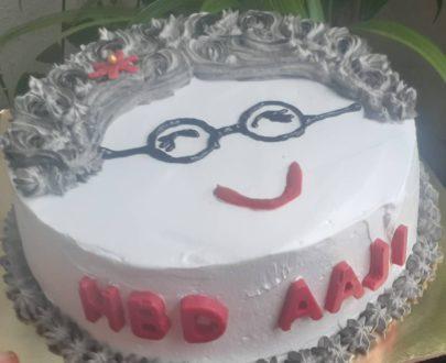 Granny's Birthday Cake Designs, Images, Price Near Me