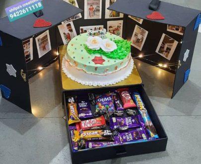 Surprise Cake Box Designs, Images, Price Near Me
