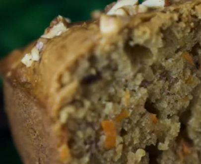 Carrot Loaf Cake Designs, Images, Price Near Me