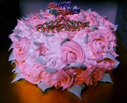 Princess Crown Cake Designs, Images, Price Near Me