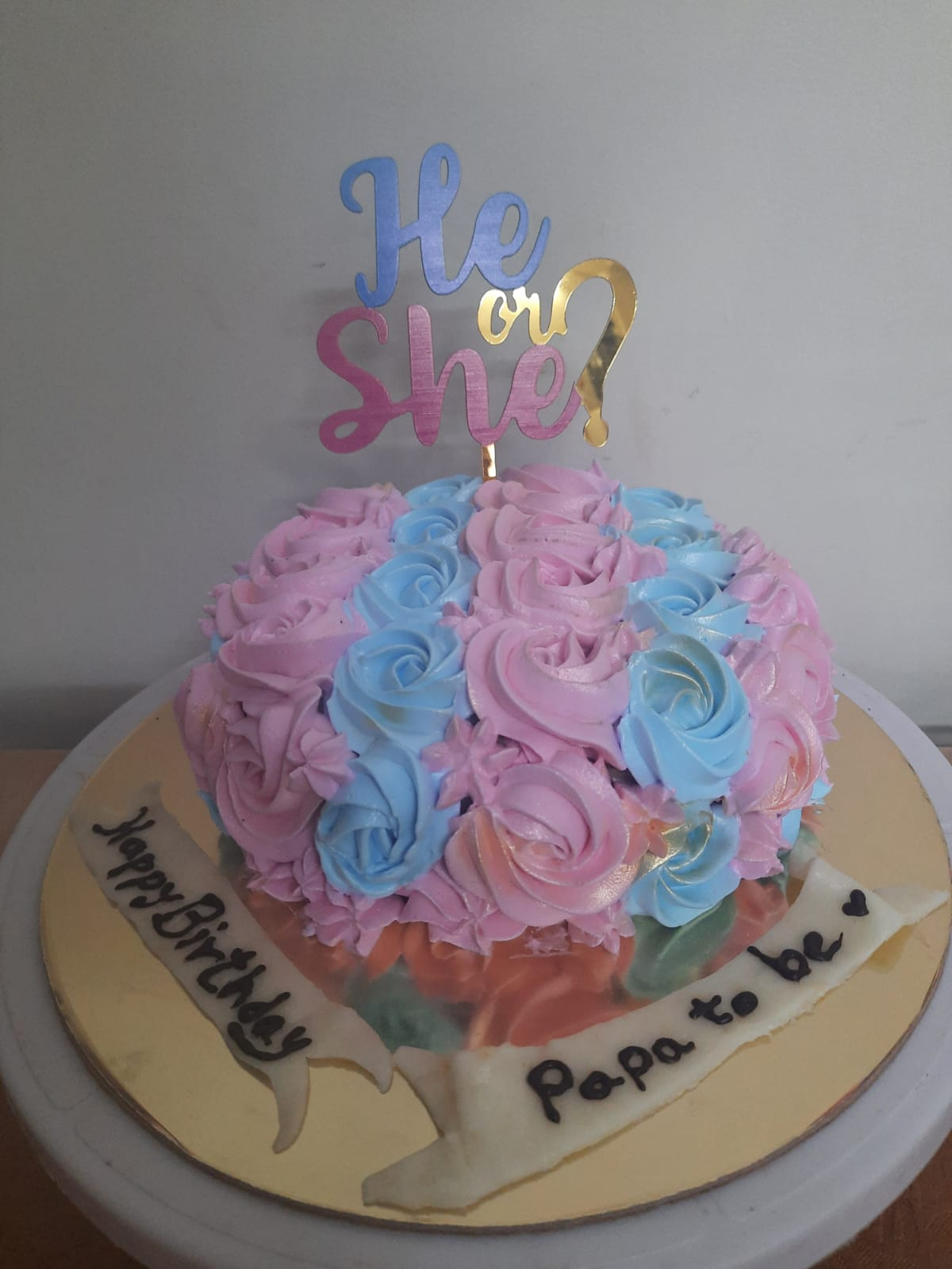 Baby Shower Chocolate Cake Designs, Images, Price Near Me